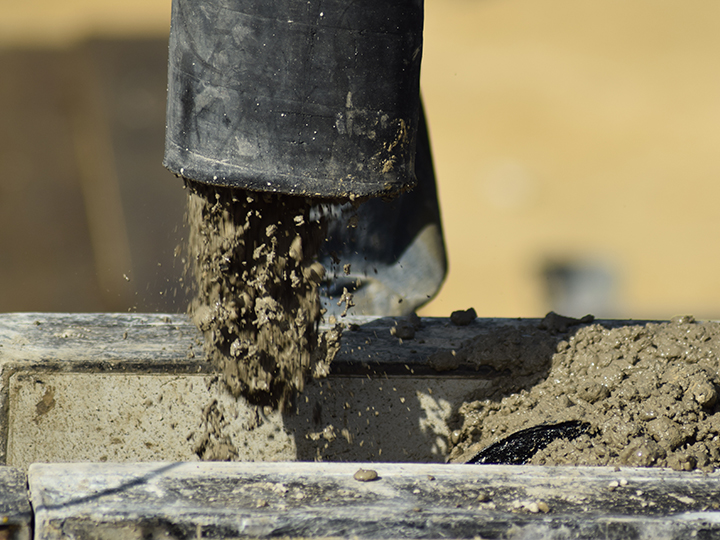 Cum folosim betonul pe timpul iernii?